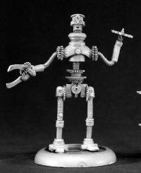 Jeeves, Clockwork Robot