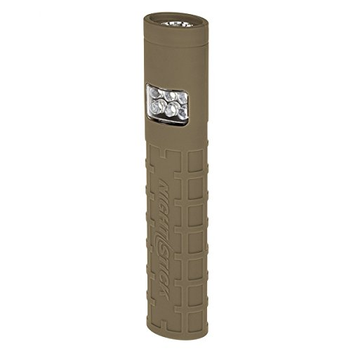 Nightstick Nsp-1400T Dual-Switch Non-Rechargeable Dual-Light, Tan