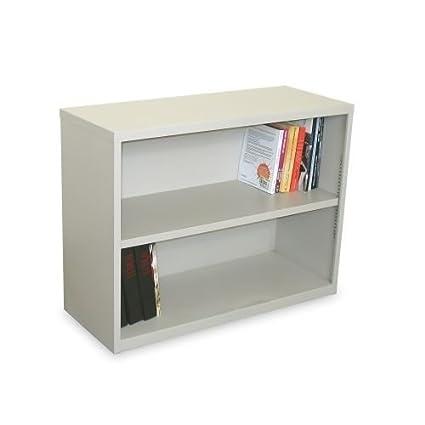 Ensemble Two Shelf Bookcase Color: Featherstone