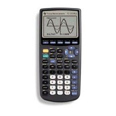 Texas Instruments Graphic Calculator 184Kb TI83 Plus