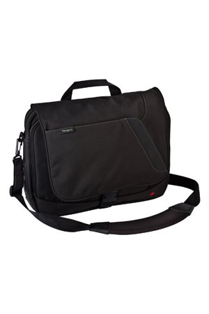 Spruce Messenger Laptop Case for 17 Black Eng/ Fr Lifetime Warranty