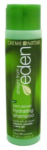 Creme Of Nature Straight From Eden Shampoo Reviews