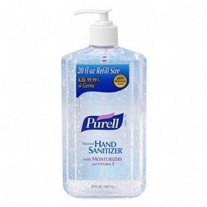 GOJ302312CT - PURELL Instant Hand Sanitizer Pump Bottles