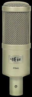 Heil Sound Pr40 Dynamic Performance Microphone Pr 40 New
