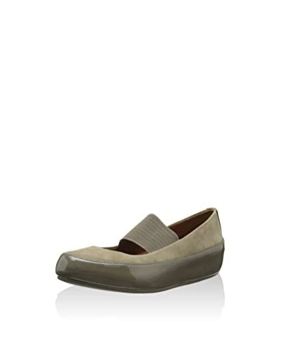 FitFlop Ballerina Due Mary-Jane [Sabbia]