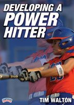 Tim Walton: 20 Power Hitting Drills for Softball (DVD) by Championship Productions