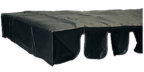 Black-Universal-Foosball-Soccer-Table-Dust-Cover