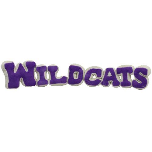 NCAA Kansas State Wildcats Purple-White Plush