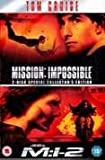Mission: Impossible 1 And 2 [DVD] [1996]