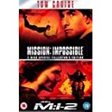 Mission: Impossible 1 And 2 [DVD] [1996]by Tom Cruise