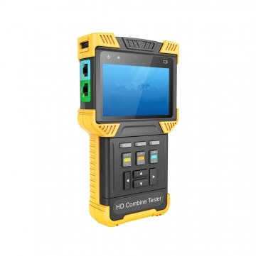 Dahua TRIBRID Security Camera Tester Compatible with ALL DAHUA Cameras IP/HDCVI/Analog, DH-PFM900