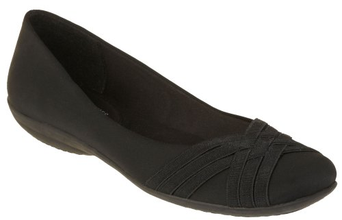 Mootsies Tootsies Dellie 2 Womens Slip On Loafers BLACK 9 M Wmns