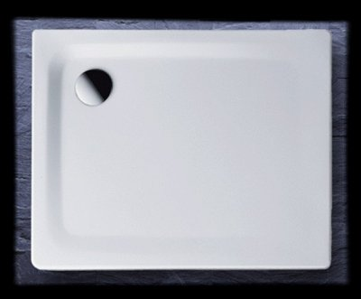 kaldewei superplan stahl duschwanne 80x90x2 5cm. Black Bedroom Furniture Sets. Home Design Ideas