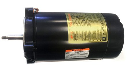 Hayward original 2hp 2 0hp motor for max flo super pumps for Hayward 1 1 2 hp pool pump motor