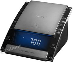 Sony Dream Machine Am/Fm Cd Clock Radio In Black
