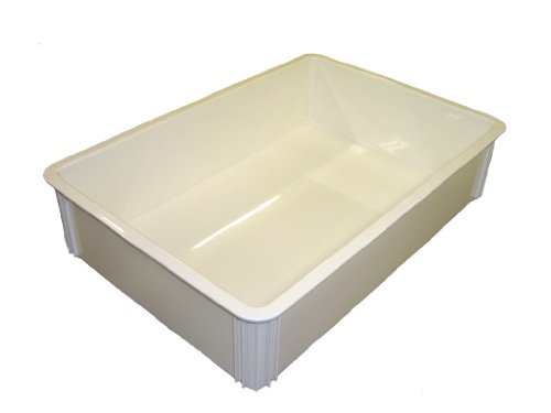 Cambro DB18266CW148 White Camwear 18