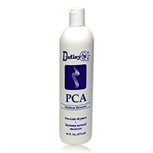 Dudley's PCA Moisture Retainer for Unisex, 8 Ounce