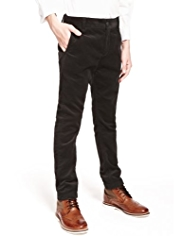 Autograph Pure Supima® Cotton Corduroy Trousers