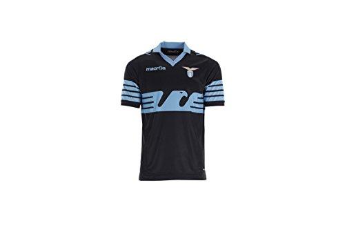 Macron SS Lazio Auswärtstrikot/Jersey, offizielles Produkt Serie A 2015/2016, stilisierter Adler, Größe XXL
