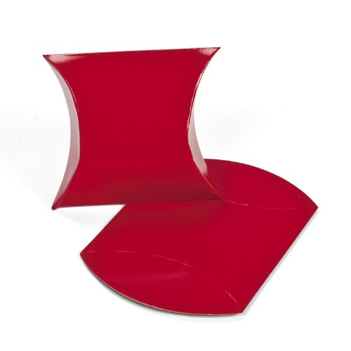 Red Pillow Boxes (1 dz)
