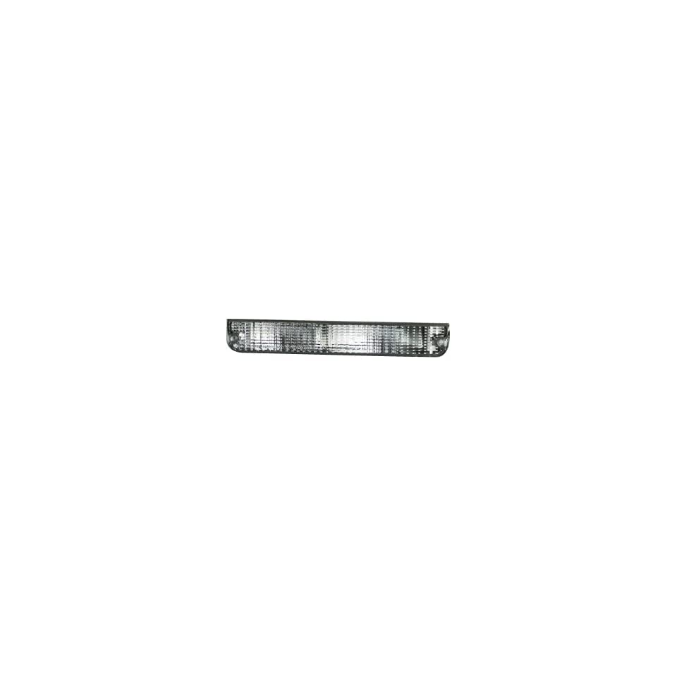 TYC 12 1622 01 Mercury Grand Marquis Driver Side Replacement Parking Lamp