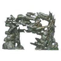 Cliffs and Caves Master Kit - Large - 6 x 7 x 3 in. - Small - 4 x 2 1/2 x 1/2