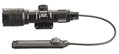 Streamlight 88030 ProTac 1L 275 Lumen Professional Tactical Flashlight with High/Low/Strobe w/ 1 x CR123A Batteries