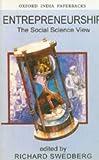 Entrepreneurship - The Social Science View (0195668634) by Richard Swedberg