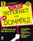 More Internet for Dummies (3rd ed) (0764501356) by Levine, John R.