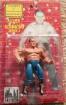 Legends of Wrestling Killer Kowalski Figure - 1