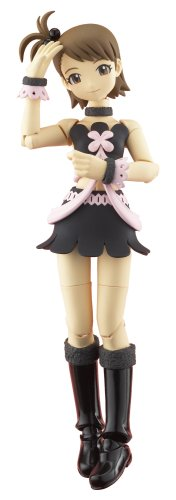 The Idol Master Fraulein Revoltech Super Poseable Action Figure #007 Futami Ami by Kaiyodo - 1
