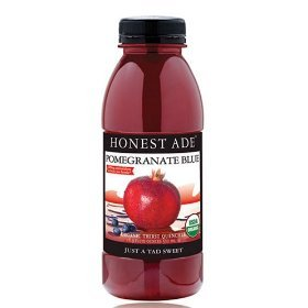 Honest Ade, Honest Tea Pomegranate Blue, 16.9 Oz. / 12 PK