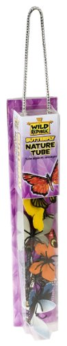 Wild Republic Butterfly in Nature Tube