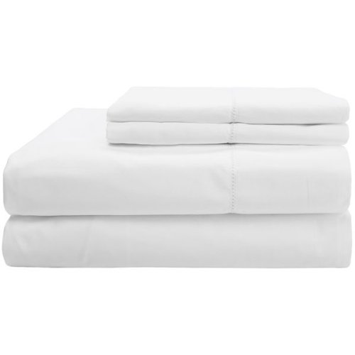 Sferra Leonardo Solid White King Sheet Set Hemstitch Egyptian Cotton Percale Italy Guide Hoangnam1049,Best Color Paint For Bedroom 2020