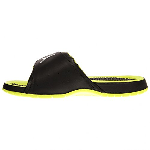 f96f941225d75b pictures of Nike Jordan Hydro 2 Premier Men Slide Black Venom Green White  456524