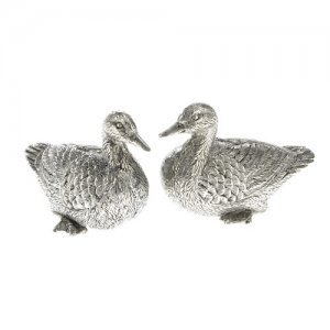 At home in the country - Duck Salt and Pepper Set from At home in the country