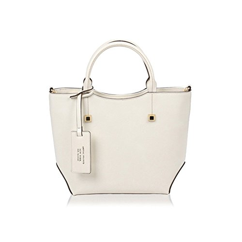 dearwyw-women-unique-style-studs-point-top-handle-tote-bag-ivory