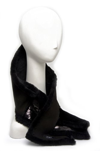 UGG Australia 4 Panel Scarf With Sequins 64004