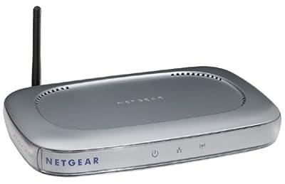 NETGEAR WG602 54 Mbps 802.11g Wireless Access Point
