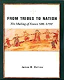 From Tribes to Nation: The Making of France 500-1799 (Vol 1)