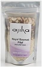 Ajika Royal Basmati Pilaf Instant Meal Side Dish Gluten Free No Salt or Msg