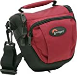 Lowepro Topload Zoom Mini Case For SLR & Short Zoom - Red