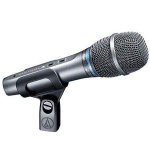 Audio-Technica Ae5400 Large-Diaphragm Cardioid Condenser Handheld Microphone