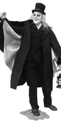 Buy Low Price Sideshow London After Midnight 12 inch Figure ( Silver Screen Edition ) (B000NM17WK)