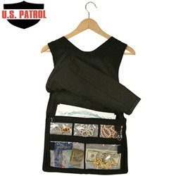 US Patrol Hanging Closet Safe (Tank Top Style) (1)