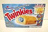 Twinkies Blue Raspberry Creme 10ct