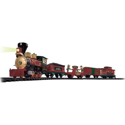 Radio Control North Pole Express Christmas Train Set