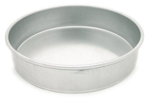Parrishs Round Cake Pan 14 x 2 Inches Deep