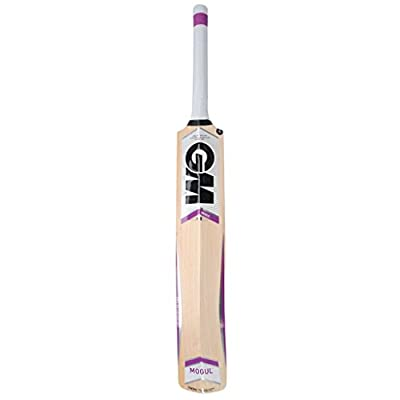 GM Mogul 909 English Willow Cricket Bat; Size Harrow