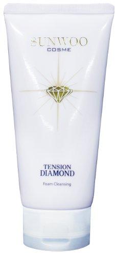 テンションダイヤモンドフォームクレンジング 150ml